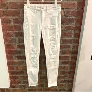 AE Ne(x)t Level High-Waisted Jegging Crop | 2 Tall